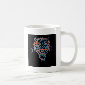 Bengala azul taza