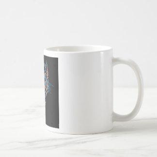 Bengala azul tazas de café