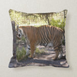 Bengalí 008 del tigre almohadas