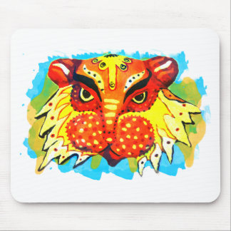 Bengali New Years Lion Design Gifts & Phone Cases Mouse Pad