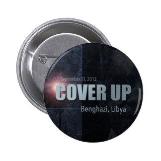 Bengasi cubre para arriba pins
