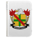 Benger Family Crest Kindle 3G Covers