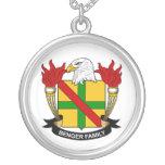 Benger Family Crest Pendant