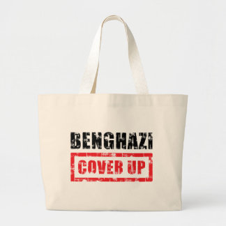 Benghazi Cover Up Large Tote Bag