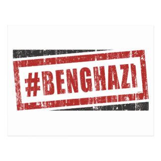 Benghazi Postcard