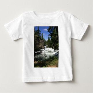 Benham Falls, Sunriver, Oregon Baby T-Shirt