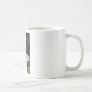 Benham Falls, Sunriver, Oregon Coffee Mugs