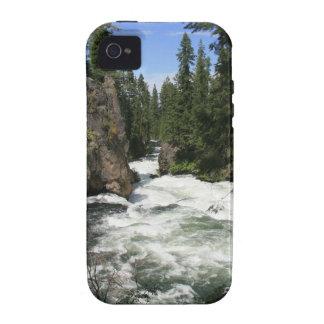 Benham Falls, Sunriver, Oregon iPhone 4 Cases