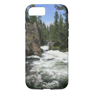 Benham Falls, Sunriver, Oregon iPhone 7 Case