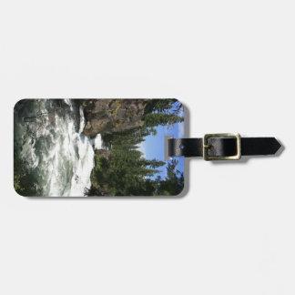 Benham Falls, Sunriver, Oregon Luggage Tags