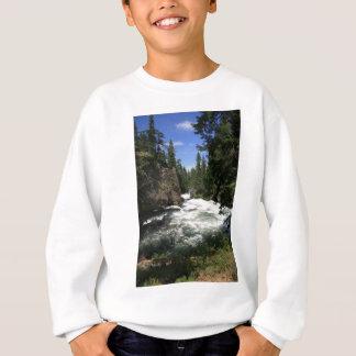 Benham Falls, Sunriver, Oregon Sweatshirt