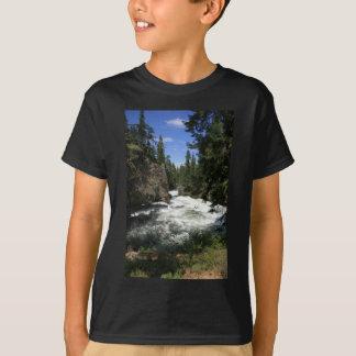 Benham Falls, Sunriver, Oregon T-Shirt