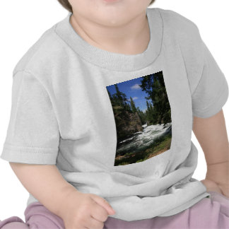 Benham Falls, Sunriver, Oregon Tee Shirts
