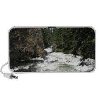 Benham Falls, Sunriver, Oregon Travelling Speakers