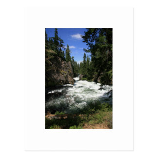 Benham Falls, Sunriver Postcard