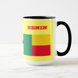 BENIN - Benin Custom Coffee Mug