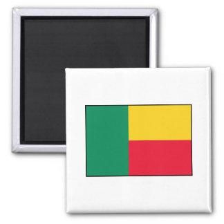 Benin – Beninese Flag Refrigerator Magnets