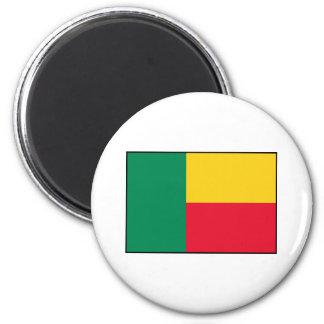 Benin – Beninese Flag Fridge Magnets