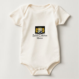 Benin Coat of Arms Mission T-Shirt LDS