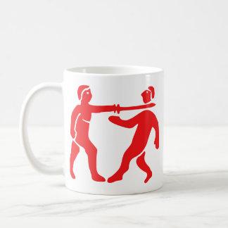 Benin Empire Flag / Emblem Coffee Mug