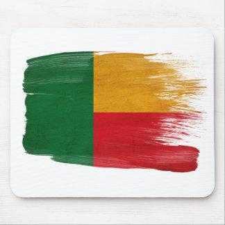 Benin Flag Mousepads
