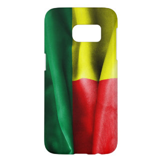 Benin Flag Samsung Galaxy S7 Case