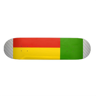 Benin Flag Skateboards