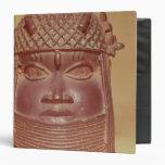 Benin mask vinyl binders