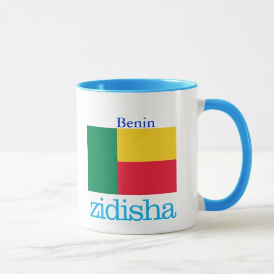 Benin Mug