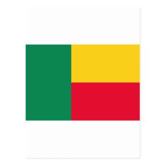 Benin Tarjetas Postales