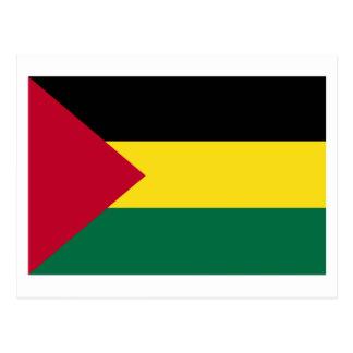 Benishangul-Gumaz Flag Postcard