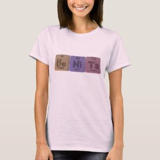 Benita as Beryllium Nickle  Tantalum T-Shirt