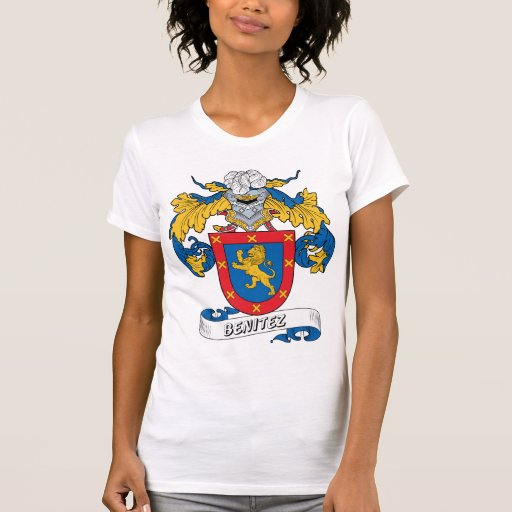 Benitez Family Crest T-Shirt