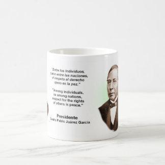 Benito Juárez mug