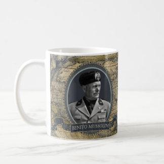 Benito Mussolini Historical Mug
