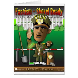 BenitObama Fascism Card