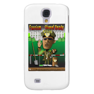 BenitObama Fascism Samsung S4 Case