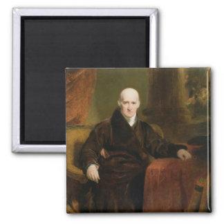 Benjamin (1738-1820) 1810 del oeste (aceite en el  imán cuadrado