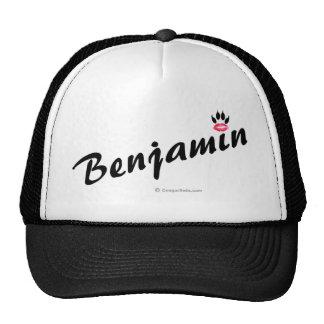 "Benjamin ('Available Guy"" Signal Hat) Trucker Hat"