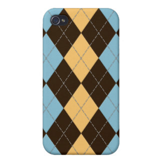 Benjamin Bannister Argyle iPhone4 case iPhone 4 Cases