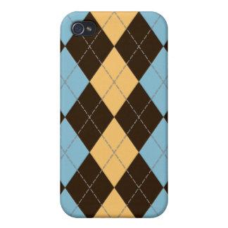 Benjamin Bannister Argyle iPhone4 case iPhone 4 Cases