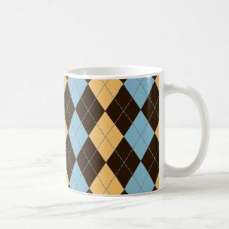 Benjamin Bannister Argyle mug