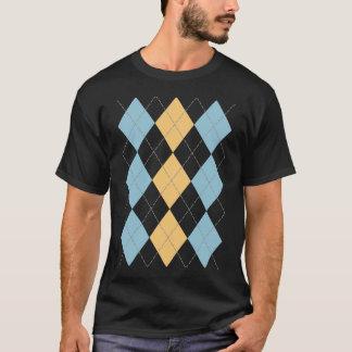 Benjamin Bannister Argyle shirt (dark)