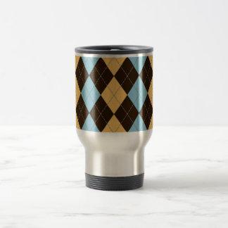 Benjamin Bannister Argyle travel mug