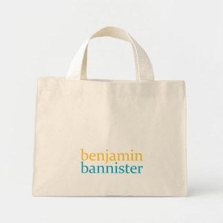 benjamin bannister Tiny Tote Tote Bag