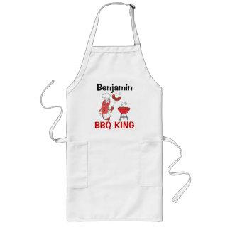 Benjamin Barbecue King Long Apron