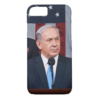 Benjamin (Bibi) Netanyahu Speaks Before Congress iPhone 8/7 Case