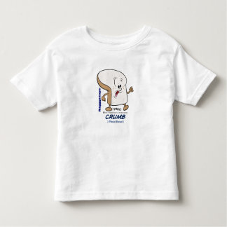 Benjamin Breadman Toddler T-shirt