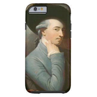 Benjamin del oeste, C. 1776 (aceite en lona) Funda Resistente iPhone 6