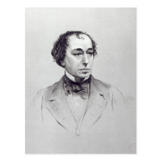 Benjamin Disraeli, 1st Earl Beaconsfield Postcard